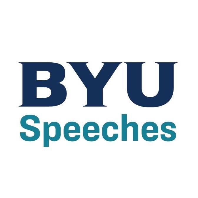 BYU Speeches logo