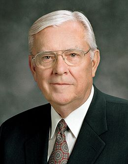 President M. Russell Ballard, acting president of the Quorum of the Twelve Apostles of The Church of Jesus Christ of Latter-day Saints.