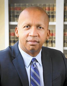 Bryan Stevenson, founder/executive director of the Equal Justice Initiative
