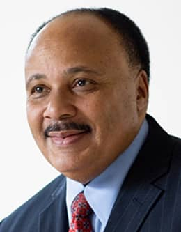 Martin Luther King, III, American Human Rights Activist