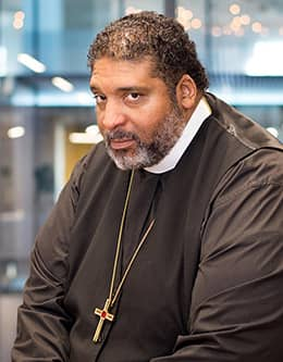 William Barber, II, American Protestant Minister and Social Activist