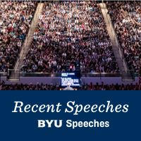 Subscribe to the Recent Speeches podcast