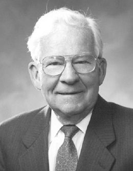 Marvin J. Ashton - LDS Apostle