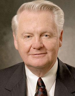 Merrill J. Bateman portrait