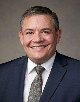 Professional photo of Brother M. Joseph Brough