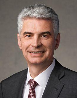 Gerald Causse - Presiding Bishopric