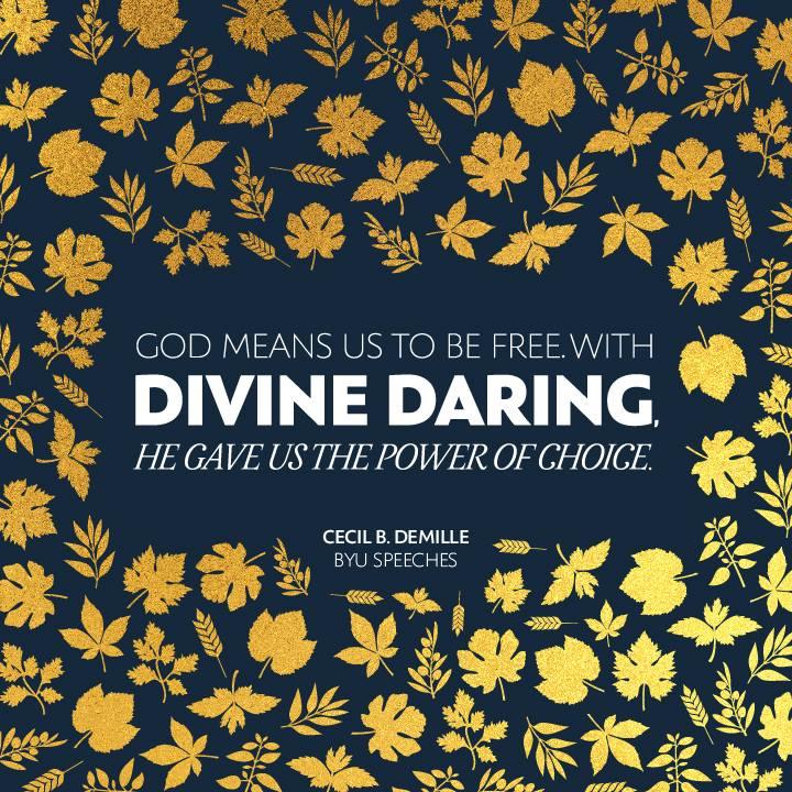 Divine Daring