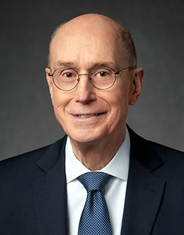 Henry B. Eyring—second councilor in the First Presidency of The Church of Jesus Christ of Latter-day Saints.