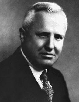 Franklin S. Harris - BYU President