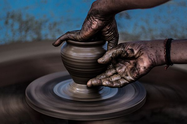Lessons from the Potter and the Clay Camille Fronk BYU