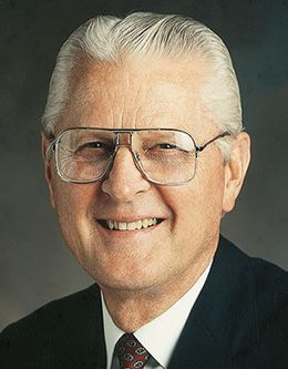 H. Burke Peterson