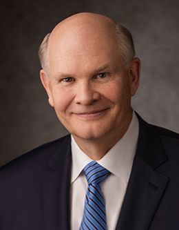 Elder Dale G. Renlund of the Quorum of the Twelve Apostles of the Church of Jesus Christ of Latter-Day Saints.