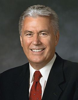 Elder Dieter F. Uchtdorf, member of the Quorum of the Twelve Apostles of The Church of Jesus Christ of Latter-day Saints.