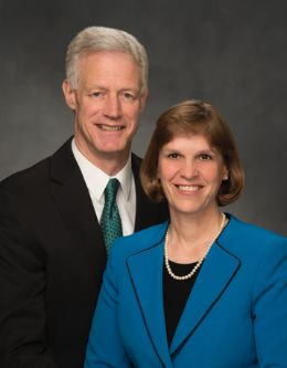 Kevin and Peggy Worthen