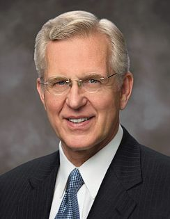 Elder D. Todd Christofferson, member of the Quorum of the Twelve Apostles of The Church of Jesus Christ of Latter-day Saints.